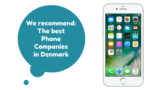 Phone companies in denmark