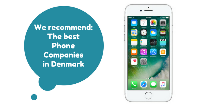 Phone companies in denmark