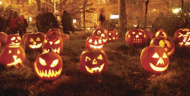 Halloween in Copenhagen